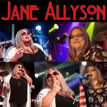 Jane Allyson Photo Ad
