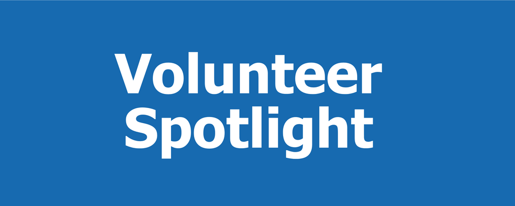 Volunteer Spotlight Graphic