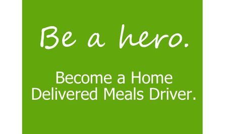 Home Delivered Meals Volunteers Website